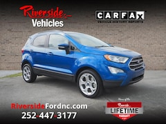 New 2021 Ford EcoSport SE SUV Havelock, NC
