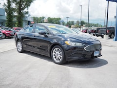 Used 2017 Ford Fusion SE Sedan For Sale in Havelock, NC