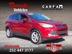 New 2016 Ford Escape SE SUV Havelock, NC