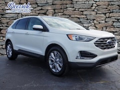 New 2020 Ford Edge Titanium SUV For Sale in Havelock, NC