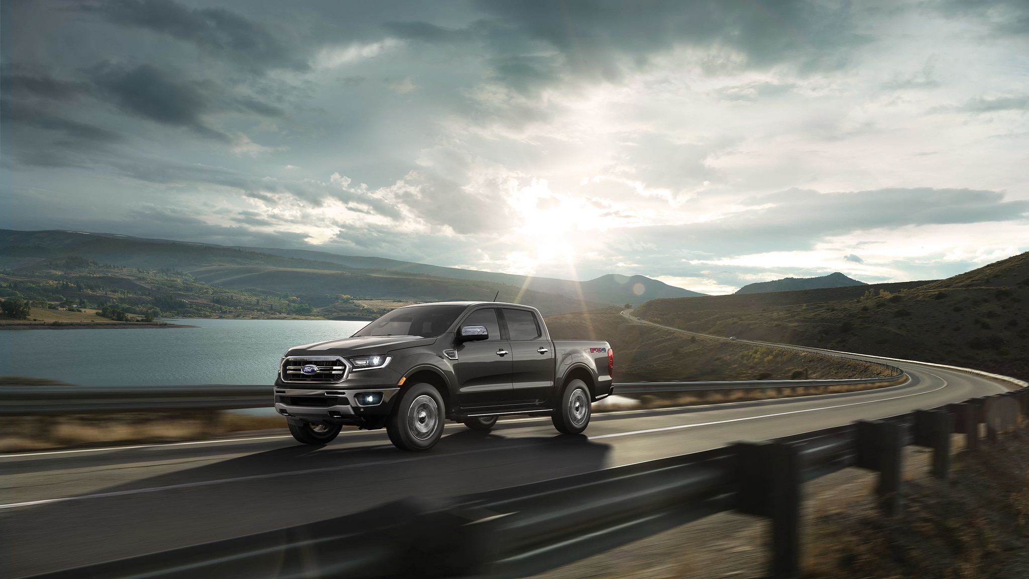 Ford's New Compact Truck May be Named the Maverick   Havelock, NC
