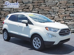 New 2020 Ford EcoSport SE SUV For Sale in Havelock, NC