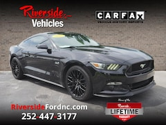 New 2017 Ford Mustang GT Premium Coupe Havelock, NC