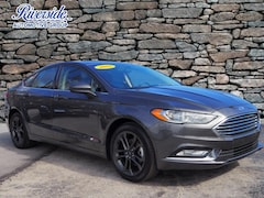 New 2018 Ford Fusion SE Sedan Havelock, NC