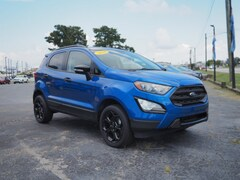 New 2021 Ford EcoSport SES SUV Havelock, NC