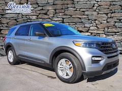 New 2020 Ford Explorer XLT SUV For Sale in Havelock, NC