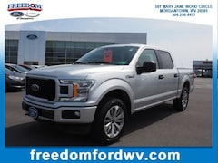 Used 2018 Ford F-150 XL XL 4WD SuperCrew 5.5 Box for sale in Morgantown, WV