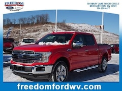 New 2018 Ford F-150 Lariat Truck SuperCrew Cab for sale in Morgantown, WV