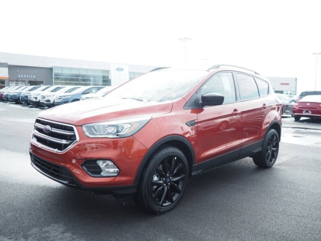New 2019 Ford Escape SE SUV for sale in Morgantown, WV