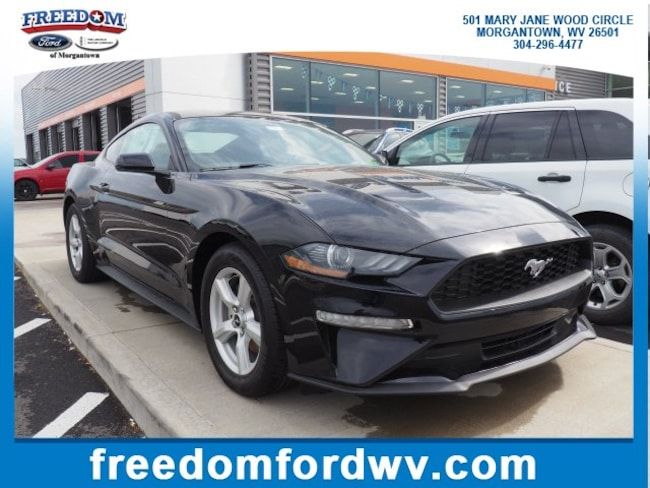 New 2019 Ford Mustang Coupe for sale in Morgantown, WV