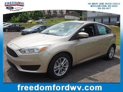 Used 2018 Ford Focus SE Hatch for sale in Morgantown, WV