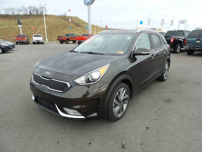 Used 2017 Kia Niro Touring Touring FWD for sale in Morgantown, WV