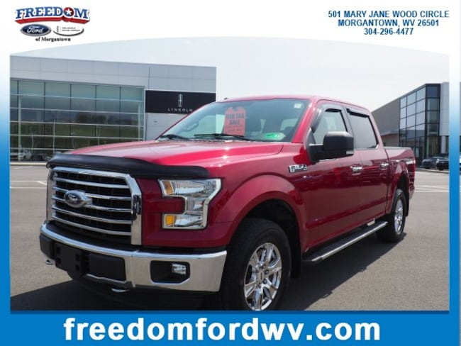 Used 2016 Ford F-150 XLT for sale in Morgantown, WV