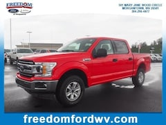 Certified Pre-Owned 2018 Ford F-150 XLT 4WD SuperCrew 5.5 Box for sale in Morgantown, WV