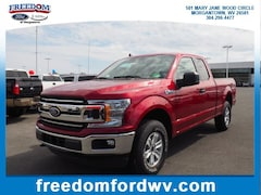 New 2019 Ford F-150 XLT Truck SuperCab Styleside for sale in Morgantown, WV