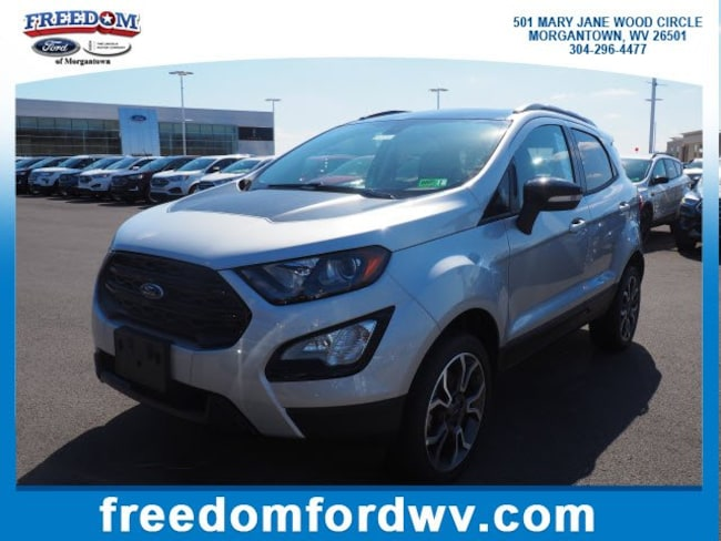 New 2019 Ford EcoSport SES SUV for sale in Morgantown, WV