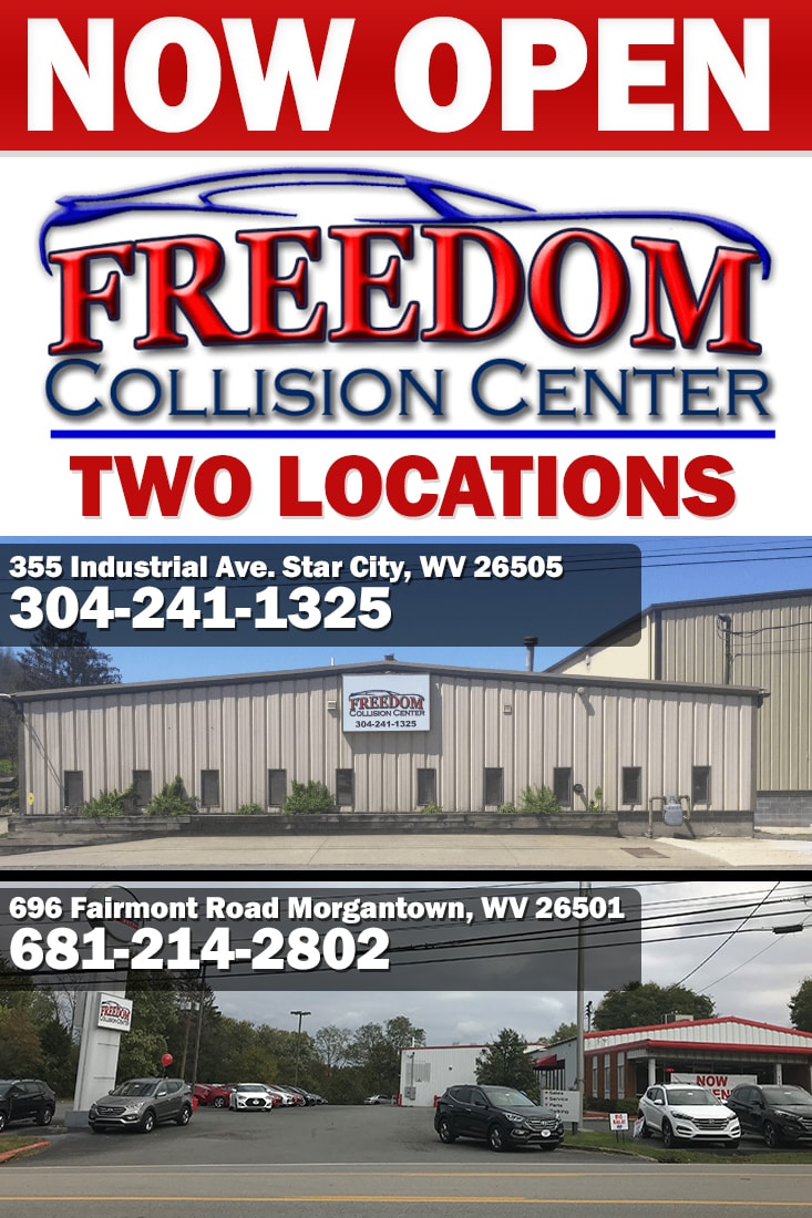 Collision Center Freedom Ford Lincoln Of Morgantown