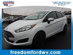 Used 2016 Ford Fiesta S Sedan for sale in Morgantown, WV