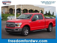 New 2018 Ford F-150 XLT Truck SuperCab Styleside for sale in Morgantown, WV