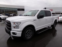 Used 2015 Ford F-150 Lariat 4WD SuperCrew 145 Lariat for sale in Morgantown, WV