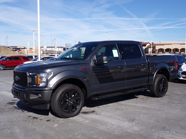 New 2019 Ford F-150 XLT Truck SuperCrew Cab for sale in Morgantown, WV