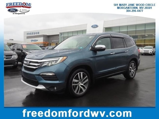 used 2016 honda pilot for sale at lincoln of morgantown vin 5fnyf6h04gb085624 freedom lincoln
