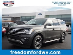 New 2018 Ford Expedition Max XLT 4x4 for sale in Morgantown, WV