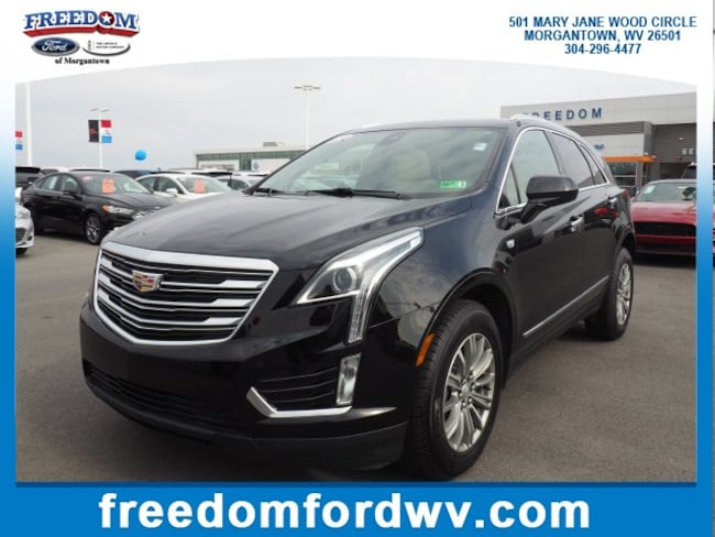 Used 2017 Cadillac XT5 Luxury AWD AWD  Luxury for sale in Morgantown, WV