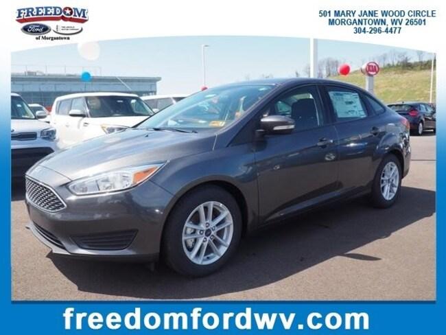 New 2018 Ford Focus SE Sedan for sale in Morgantown, WV