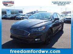 New 2019 Ford Fusion SE Sedan for sale in Morgantown, WV