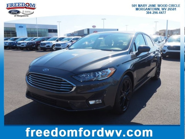 New 2019 Ford Fusion SE Sedan for sale in Morgantown, WV