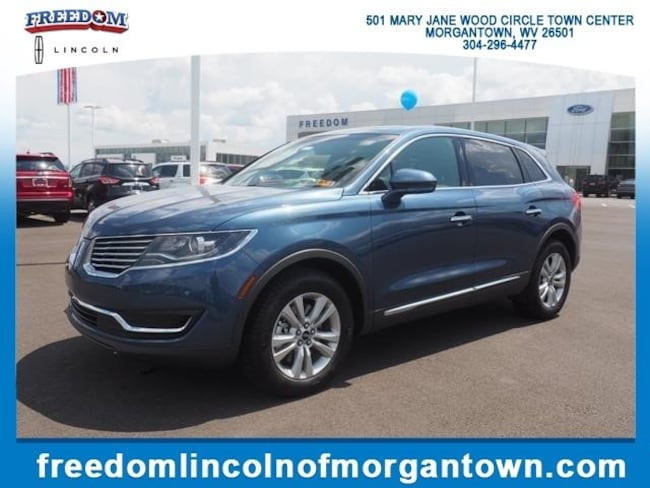 New 2018 Lincoln Mkx For Sale Morgantown Wv Vin 2lmpj8jp2jbl48663