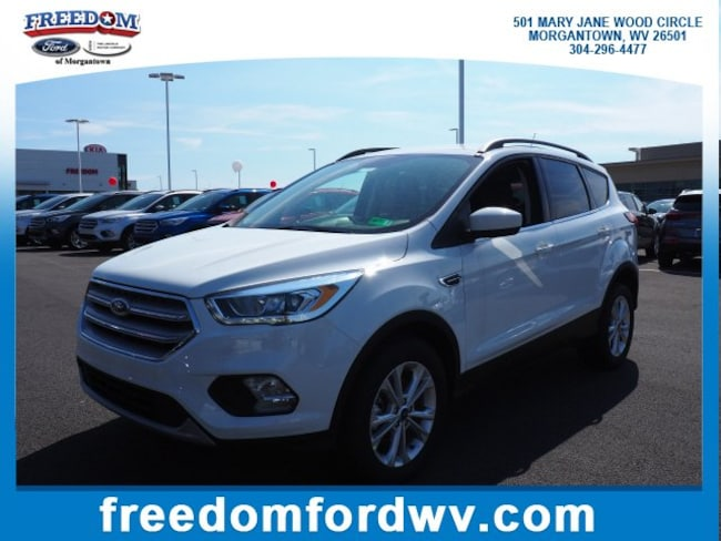 New 2019 Ford Escape SEL SUV for sale in Morgantown, WV