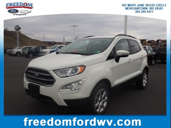 New 2019 Ford EcoSport SE SUV for sale in Morgantown, WV
