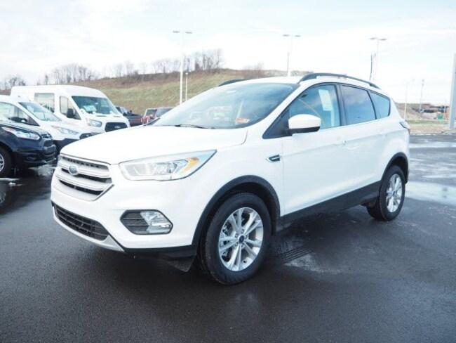 New 2019 Ford Escape SEL SUV for sale in Morgantown, WV