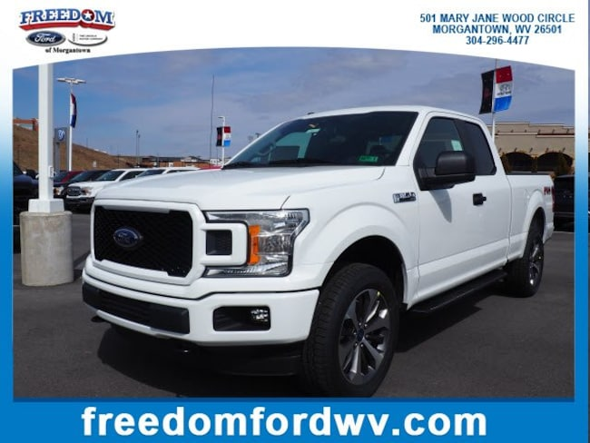 New 2019 Ford F-150 STX Truck SuperCab Styleside for sale in Morgantown, WV