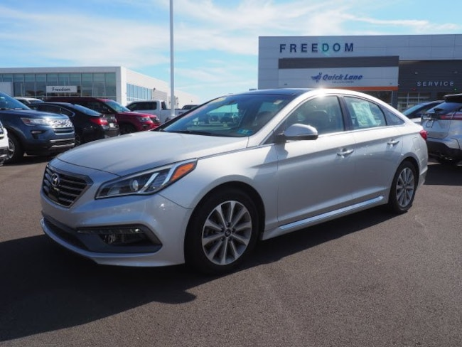 Used 2016 Hyundai Sonata 2.4L Limited Sedan for sale in Morgantown, WV