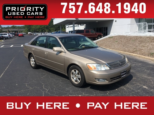 used 2000 toyota avalon for sale at priority nissan newport news vin 4t1bf28b7yu083354 priority nissan newport news