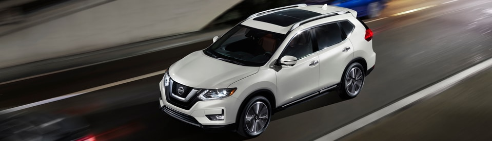New Nissan SUV South Burlington