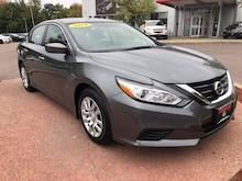 Featured 2018 Nissan Altima 2.5 S Sedan in South Burlington