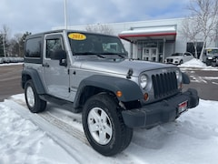 Used 2013 Jeep Wrangler Sport SUV in South Burlington