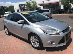 Used 2012 Ford Focus SEL Sedan in South Burlington