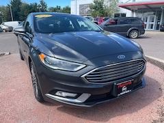 Used 2017 Ford Fusion SE Sedan in South Burlington