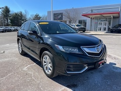Used 2018 Acura RDX V6 AWD with Technology Package SUV in South Burlington