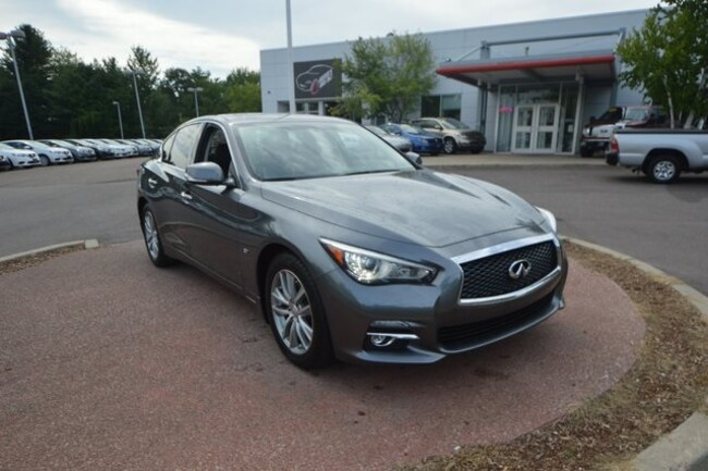 Used 2015 INFINITI Q50 Premium Sedan in South Burlington