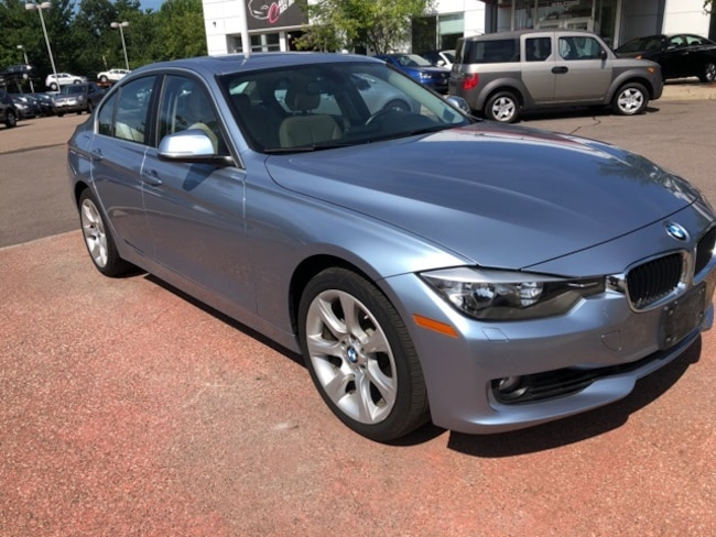 Used 2015 BMW 328i xDrive Sedan in South Burlington