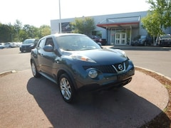 Used 2014 Nissan Juke SV SUV in South Burlington