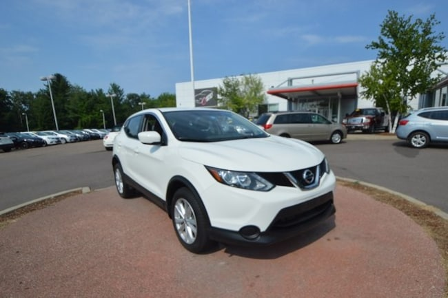 Used 2017 Nissan Rogue Sport S SUV in South Burlington