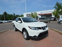 Featured 2017 Nissan Rogue Sport S SUV in South Burlington