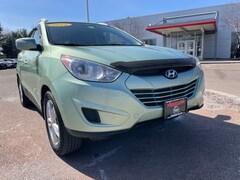 Bargain Used 2012 Hyundai Tucson GLS w/PZEV SUV in South Burlington